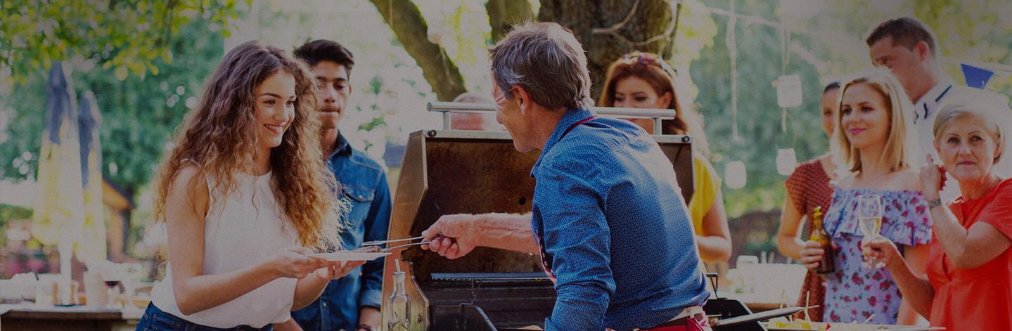Devos & Lemmens Barbecue party