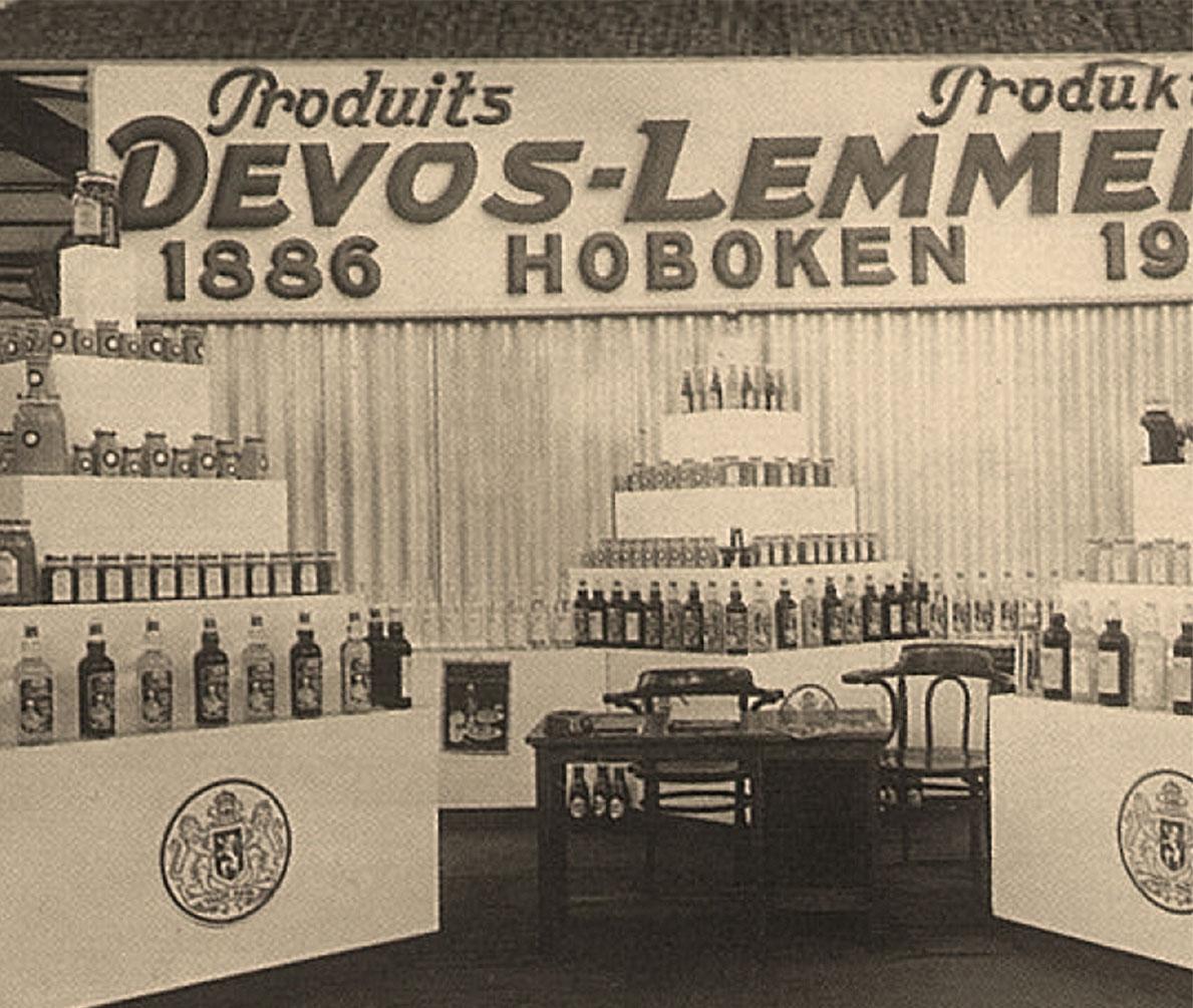 Traditie en geschiedenis van Devos & Lemmens