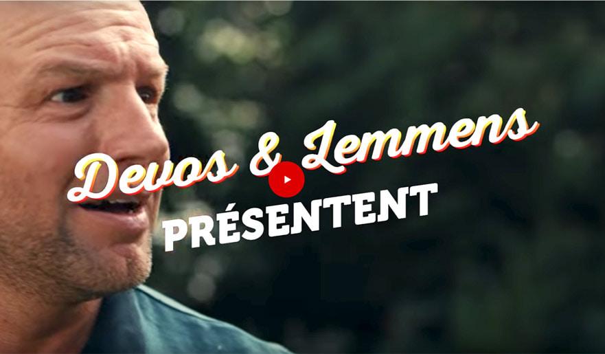 Tous les spots TV Devos & Lemmens