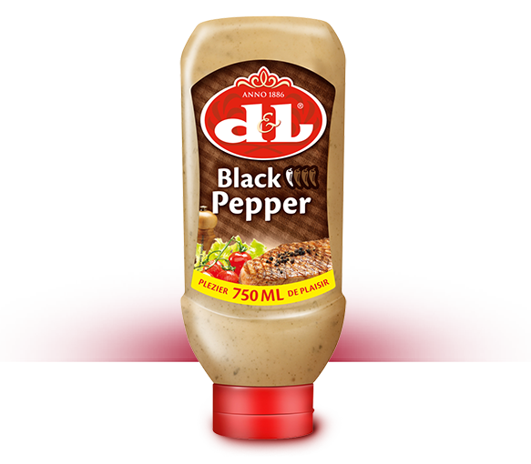 Black Pepper – 750ml