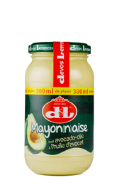 Mayonaise met avocado-olie