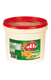 Mayonnaise au citron – 5L