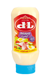 Mayo light -80% kcal