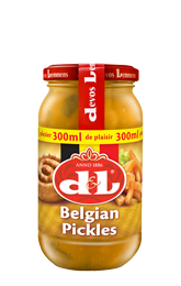 Belgian Pickles