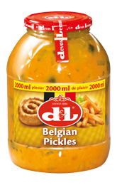 Belgian Pickles – 2L