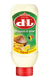 Mayonnaise au citron – 750ml