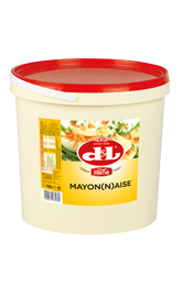 Mayonnaise édition Chef René – 10L