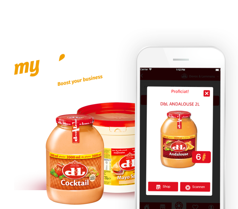 Mybeats application D&L