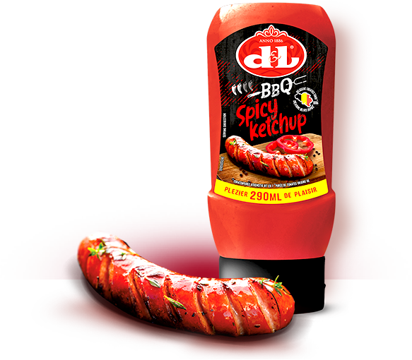 BBQ Spicy Ketchup